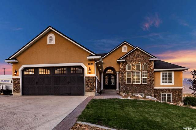 1276 N Country View Dr., Tremonton, UT 84337 (MLS #1740907) :: Lookout Real Estate Group