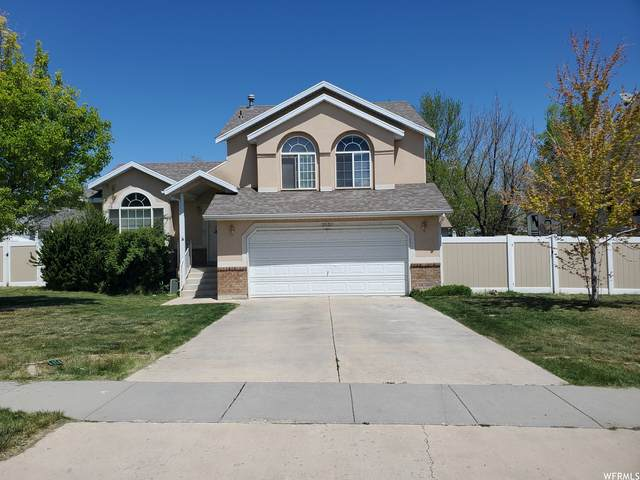 3536 W Pheasant Dr S, West Jordan, UT 84088 (#1740908) :: Red Sign Team