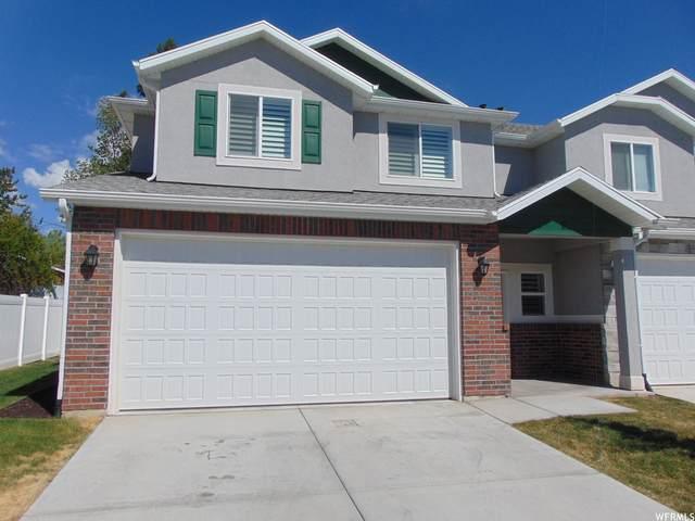 1021 E 1225 S E, Clearfield, UT 84015 (#1740916) :: Pearson & Associates Real Estate