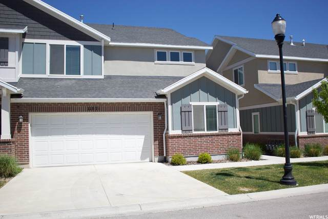11871 S Rushmore Park Ln W, Herriman, UT 84096 (#1740924) :: Red Sign Team