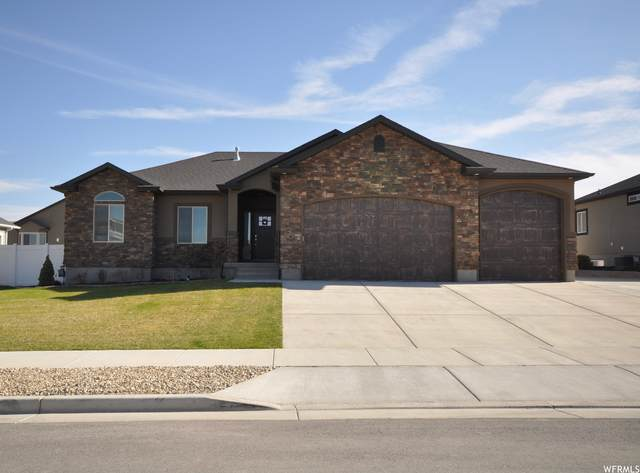 7547 W Cedar Tree Cir S, Herriman, UT 84096 (#1740925) :: Red Sign Team