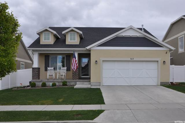 317 W Slate Dr, Tooele, UT 84074 (#1740927) :: Red Sign Team