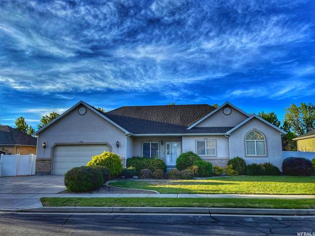 2097 E Carriage Chase Ln S, Sandy, UT 84092 (#1740942) :: goBE Realty