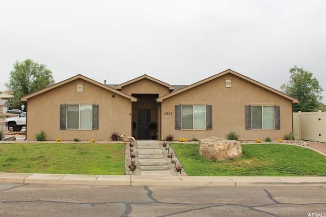 2803 E 150 N, St. George, UT 84790 (MLS #1740949) :: Summit Sotheby's International Realty