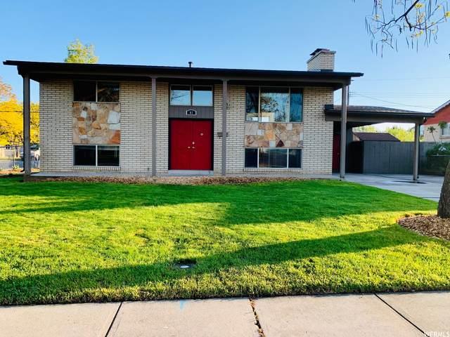 97 E 6890 S, Midvale, UT 84047 (#1740950) :: Bustos Real Estate | Keller Williams Utah Realtors