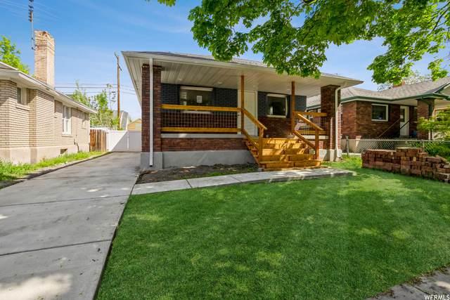 531 E Wilmington Ave, Salt Lake City, UT 84106 (#1740951) :: goBE Realty