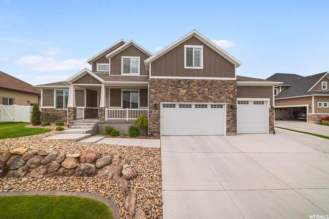 1434 Garden View Ct, Saratoga Springs, UT 84045 (#1740952) :: Zippro Team
