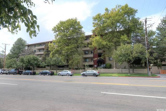 550 S 400 E #3406, Salt Lake City, UT 84111 (#1740955) :: The Perry Group