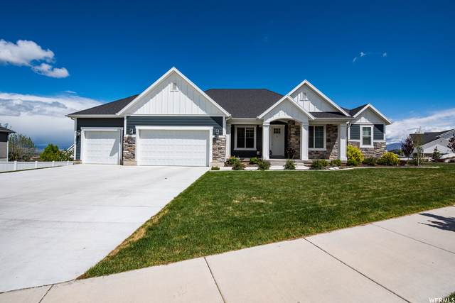 412 W Deer Trl, Salem, UT 84653 (#1740957) :: Pearson & Associates Real Estate