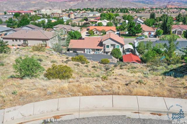 2523 W Spilsbury Ct, Hurricane, UT 84737 (#1740959) :: Utah Best Real Estate Team | Century 21 Everest