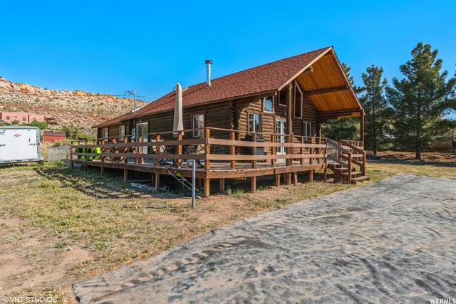 632 S Silver Rd, Leeds, UT 84746 (#1740967) :: goBE Realty