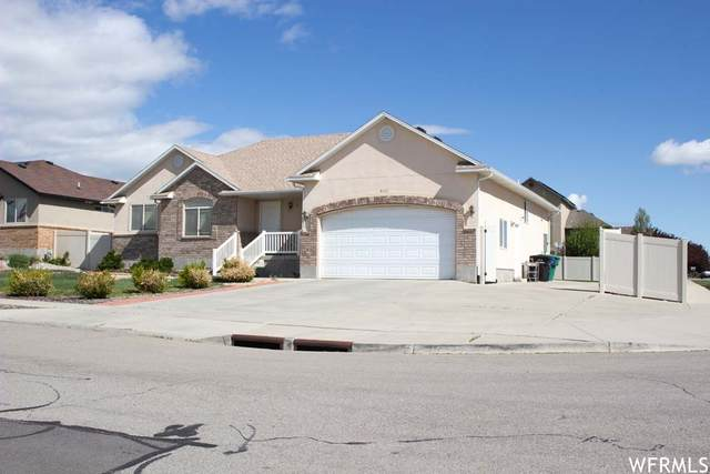 3648 W Zadok Ln, West Jordan, UT 84088 (#1740969) :: Gurr Real Estate