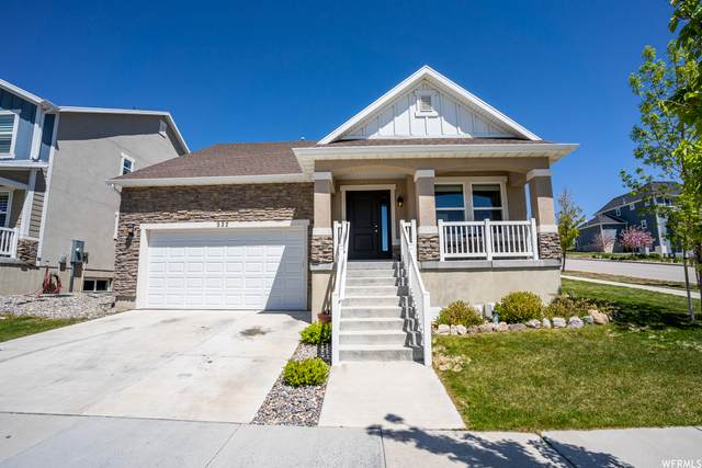 532 W 4050 N #118, Lehi, UT 84043 (#1740987) :: Black Diamond Realty