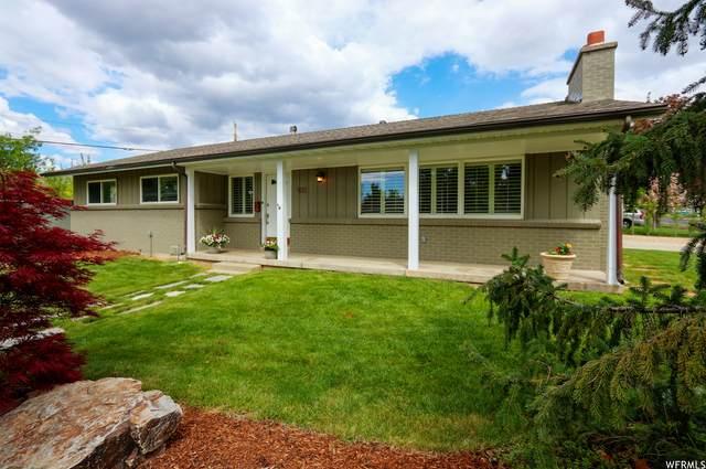 4105 S Morning Star Dr E, Salt Lake City, UT 84124 (#1740989) :: Gurr Real Estate