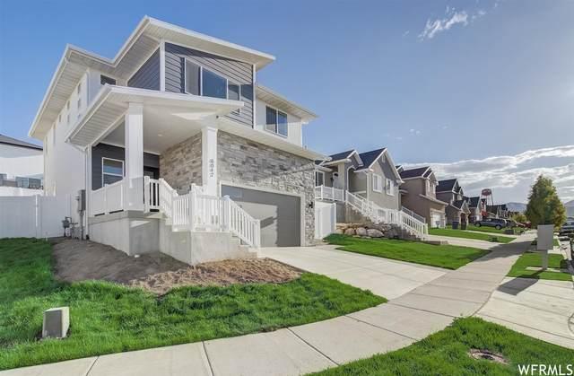 6047 W Stillridge Dr S #141, West Valley City, UT 84128 (#1740990) :: Utah Best Real Estate Team | Century 21 Everest