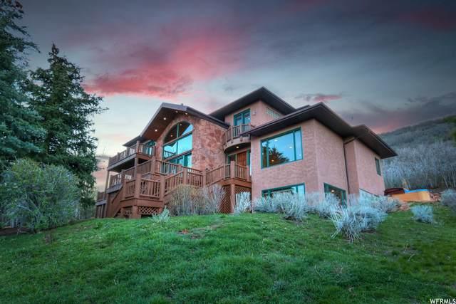 5999 E Pioneer Fork Rd, Salt Lake City, UT 84108 (#1740991) :: Gurr Real Estate