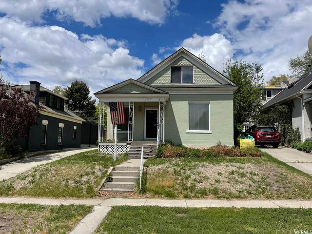 1133 E Princeton Ave, Salt Lake City, UT 84105 (#1740999) :: Villamentor