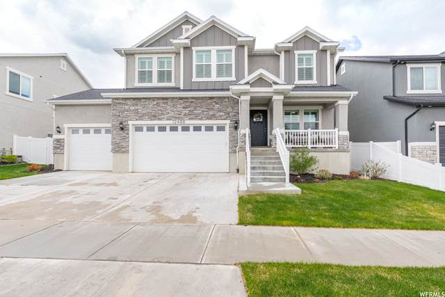 12488 S Oceanside Dr W, Herriman, UT 84096 (#1741004) :: Gurr Real Estate