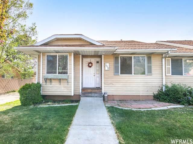 1518 S 450 E, Orem, UT 84058 (#1741007) :: Utah Best Real Estate Team | Century 21 Everest