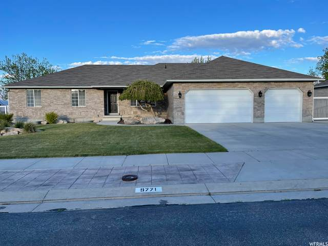 9771 S Garden Glen Rd. Rd W, South Jordan, UT 84095 (#1741013) :: Gurr Real Estate