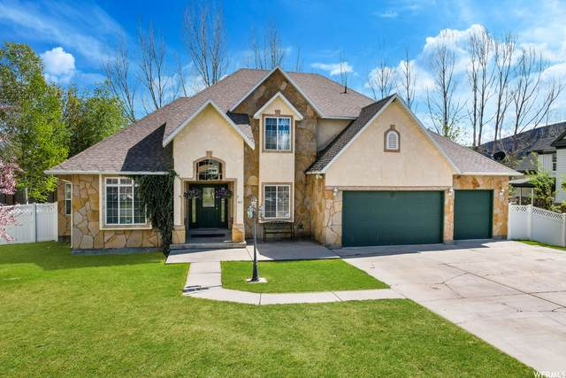 443 W Sharon Ln, Midway, UT 84049 (#1741022) :: Pearson & Associates Real Estate