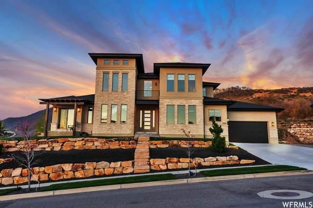 2583 E Spanish Oaks Dr S #23, Spanish Fork, UT 84660 (#1741027) :: Gurr Real Estate