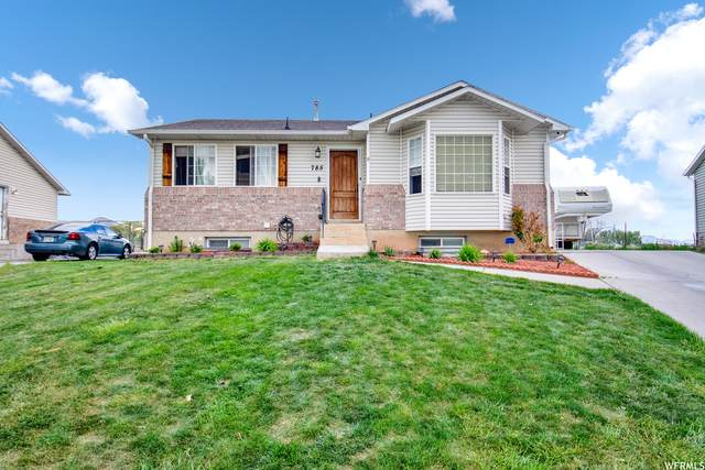 785 S 460 W, Tremonton, UT 84337 (#1741032) :: Doxey Real Estate Group