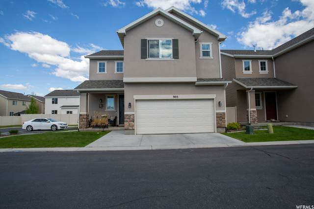 905 W Stonehaven Dr S, North Salt Lake, UT 84054 (#1741034) :: Pearson & Associates Real Estate