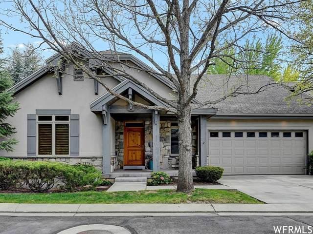 2178 E Netties Pl, Salt Lake City, UT 84124 (#1741050) :: Gurr Real Estate