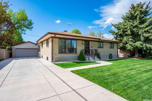 1056 E 5190 S, Salt Lake City, UT 84117 (#1741058) :: Gurr Real Estate