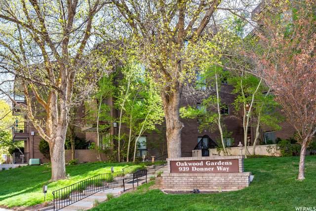 939 S Donner Way, Salt Lake City, UT 84108 (#1741073) :: Villamentor