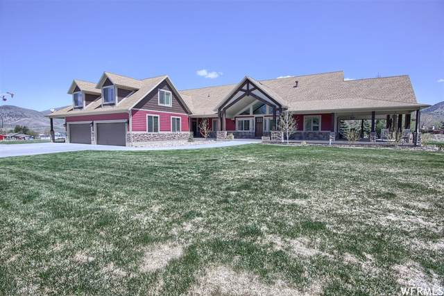 107 E Fish Hatchery Rd, Mantua, UT 84324 (#1741082) :: Black Diamond Realty