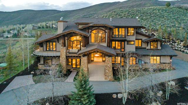 8448 N Trails Dr, Park City, UT 84098 (#1741083) :: UVO Group | Realty One Group Signature