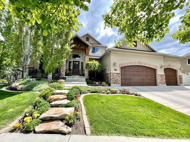 1488 N 350 E, Orem, UT 84057 (#1741086) :: Black Diamond Realty