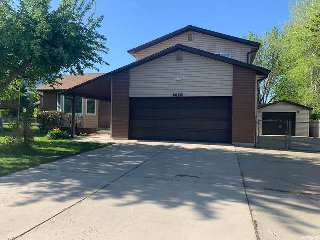 1638 E 9800 S, Sandy, UT 84092 (MLS #1741099) :: Lookout Real Estate Group