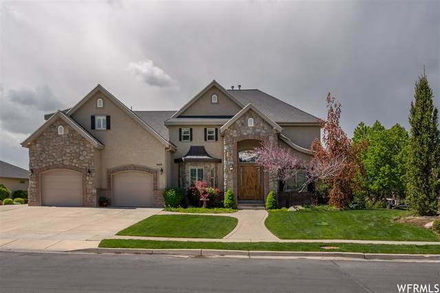 10155 N Hidden Pond Dr, Highland, UT 84003 (#1741106) :: Pearson & Associates Real Estate