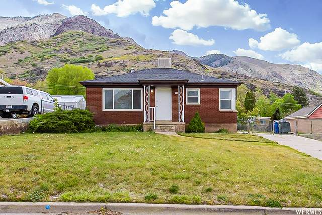 734 Taylor Ave, Ogden, UT 84404 (MLS #1741115) :: Lookout Real Estate Group