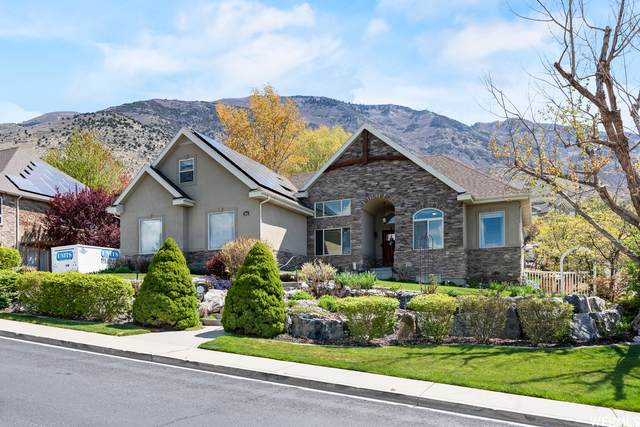 9092 N Canyon Heights Dr, Cedar Hills, UT 84062 (#1741135) :: Colemere Realty Associates