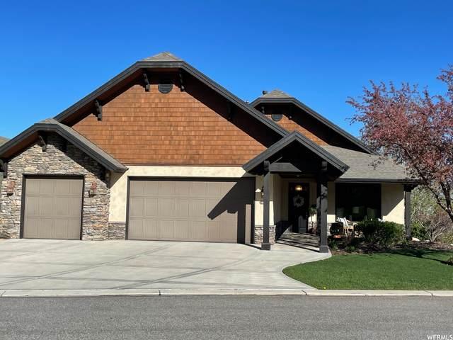 1356 N Chancey Ln E, Midway, UT 84049 (#1741148) :: Pearson & Associates Real Estate