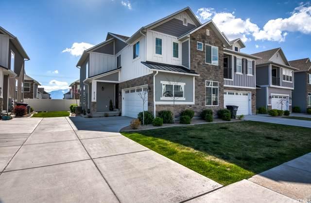 8129 S 5980 W, West Jordan, UT 84081 (#1741167) :: Utah Best Real Estate Team | Century 21 Everest
