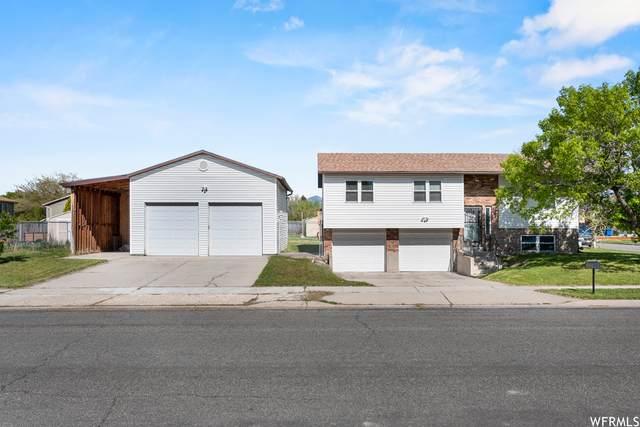 3003 S Alpine Meadows Dr W, West Valley City, UT 84120 (#1741183) :: Pearson & Associates Real Estate