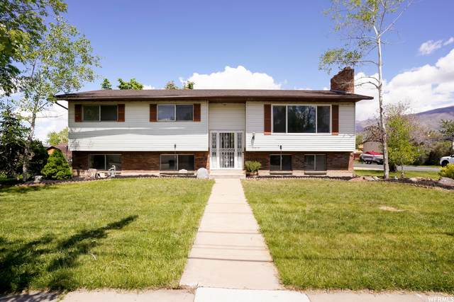 732 W 2200 N, West Bountiful, UT 84087 (#1741190) :: Black Diamond Realty