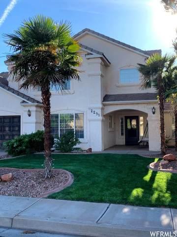 2291 Jacob Dr, Santa Clara, UT 84765 (#1741195) :: Bustos Real Estate | Keller Williams Utah Realtors