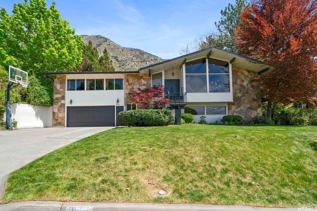 3594 Foothill Dr, Provo, UT 84604 (#1741197) :: Black Diamond Realty