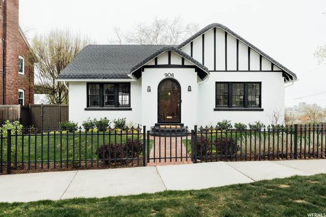906 S 1200 E, Salt Lake City, UT 84105 (MLS #1741205) :: Lawson Real Estate Team - Engel & Völkers