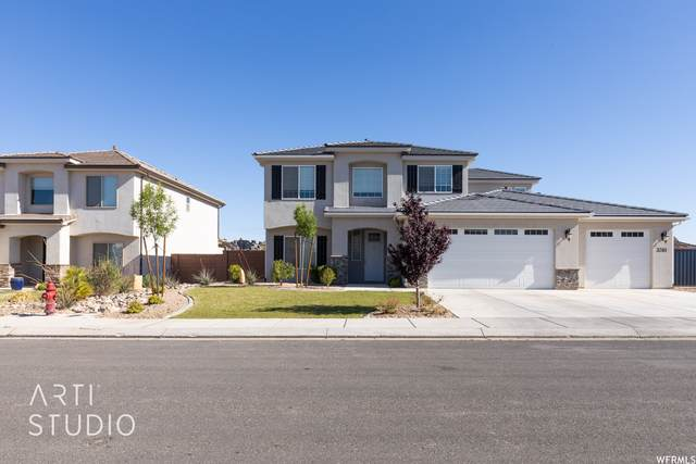 3261 E Red Cedar Dr, St. George, UT 84790 (#1741216) :: Utah Real Estate
