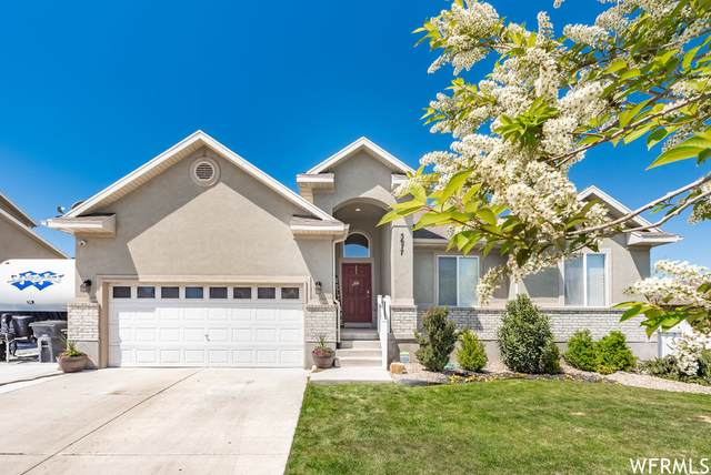 5677 N Windsong, Stansbury Park, UT 84074 (#1741219) :: Utah Best Real Estate Team | Century 21 Everest