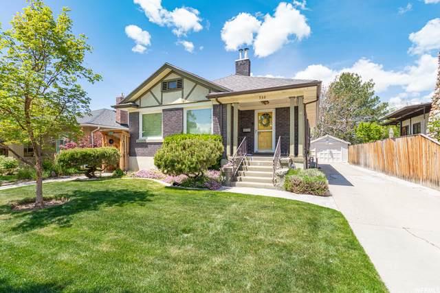 938 S 1500 E, Salt Lake City, UT 84105 (#1741233) :: Colemere Realty Associates