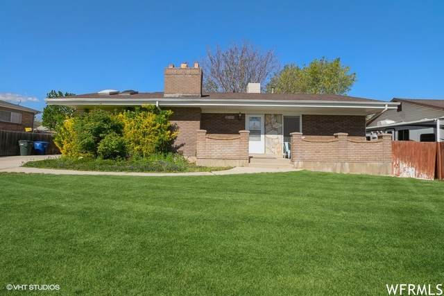 3592 S 6580 W, West Valley City, UT 84128 (MLS #1741235) :: Summit Sotheby's International Realty