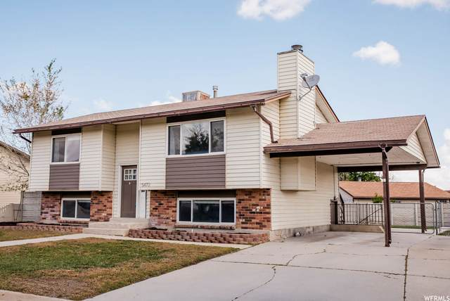 5472 W Colter Dr, Kearns, UT 84118 (#1741248) :: Black Diamond Realty